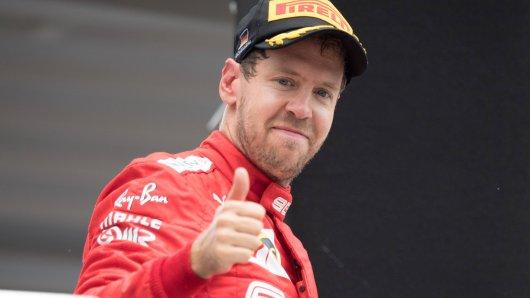 Formel 1: Geht es im zweiten Rennen aufwärts für Sebastian Vettel?