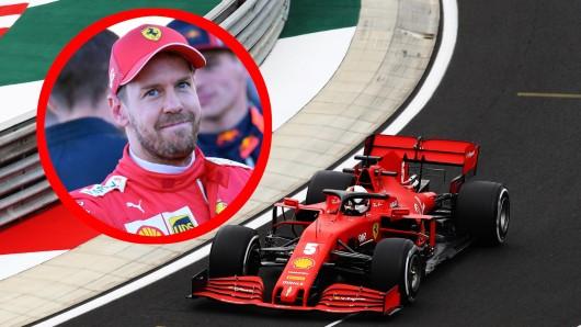 Formel 1 im Live-Ticker: Hier gibt es alle Infos zum Großen Preis von Ungarn!