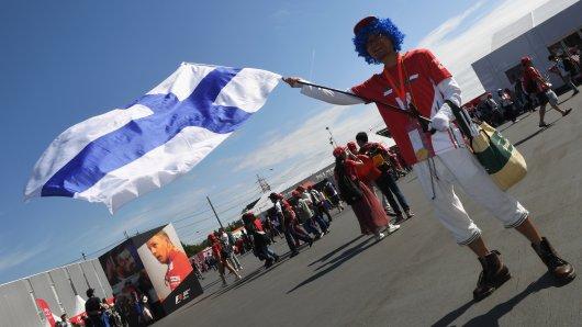 Formel 1: Ein Fan aus Finnland räumte beim Wetten richtig ab! (Symbolbild)