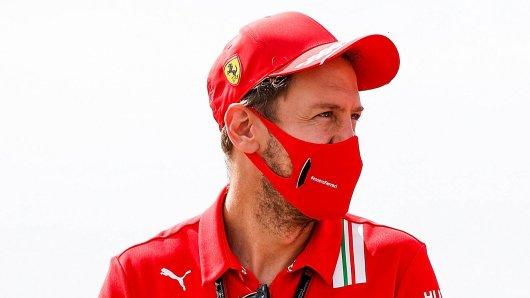 Sebastian Vettel bleibt der Formel 1 erhalten.