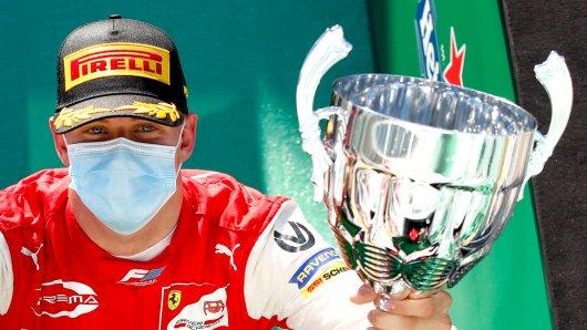 Startet Mick Schumacher schon bald in der Formel 1?