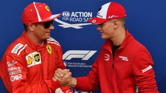 Wann darf Mick Schumacher in der Formel 1 starten?
