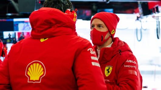 Formel 1: Ist Sebastian Vettel bei Ferrari gescheitert?