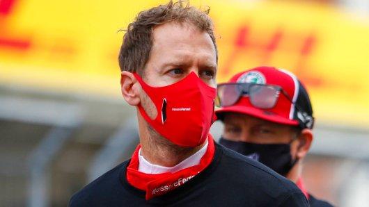 Sebastian Vettel wird von einem Ex-Formel 1-Kollegen kritisiert.