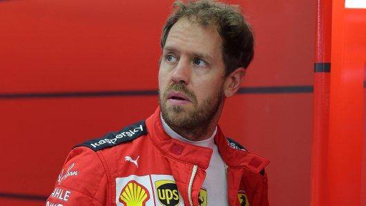Sebastian Vettel freut sich auf Formel 1-Neuzugang Mick Schumacher.