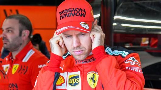 Formel 1: Seinen Neustart bei Aston Martin hat sich Sebastian Vettel sicher anders vorgestellt.