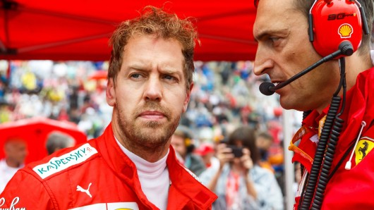 Sebastian Vettel und Ferrari gehen 2021 getrennte Wege.