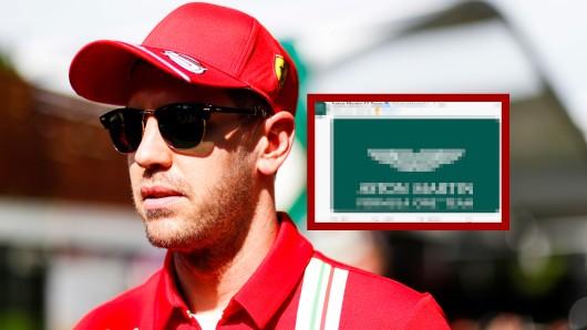 Die Fans von Sebastian Vettel warten gespannt auf sein neues Formel 1-Auto.