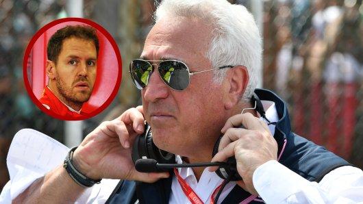 Von Sebastian Vettel wird bei Aston Martin viel erwartet.
