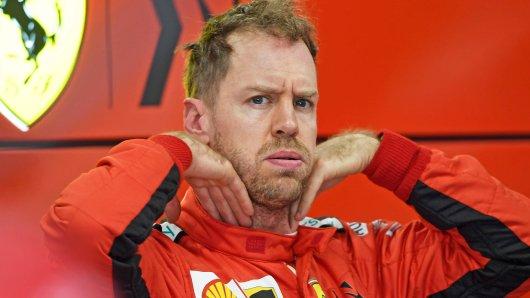 Sebastian Vettel: Schlechte Neuigkeiten für den viermaligen Weltmeister?