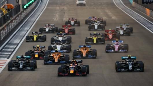 Die Formel 1-Saison 2021 startet mit Schwierigkeiten.