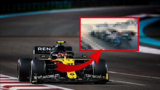 Formel 1: Alpine hat sein neues Design vorgestellt.