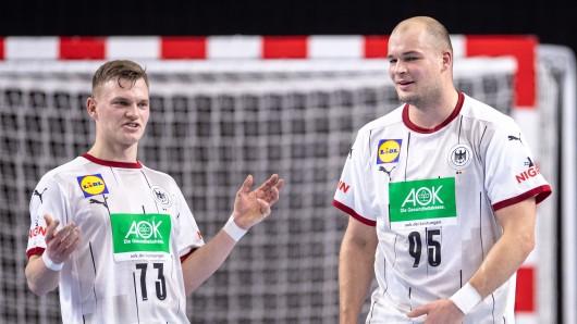Bei der Handball-WM 2021 startet Deutschland gegen Uruguay.