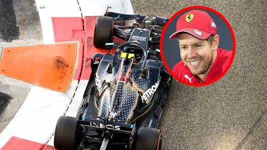 Formel 1: Kann Sebastian Vettel den Mercedes-Autos wieder gefährlich werden?
