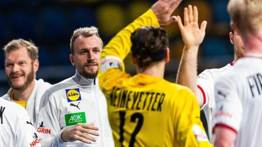 Handball-WM: Das zweite Gruppenspiel für die Deutschen steht an.