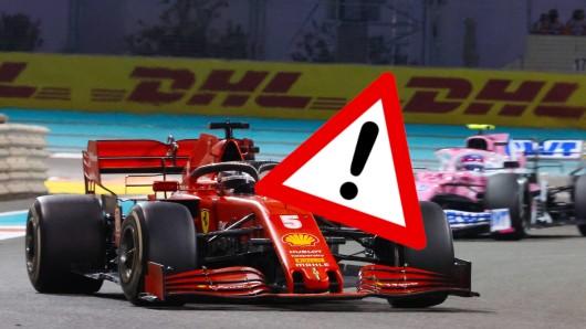Der Formel 1 droht in der Saison 2021 das nächste Chaos!