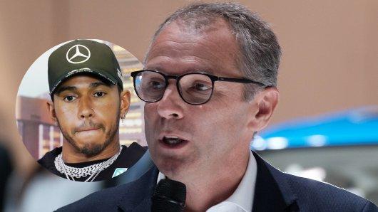 Formel 1: Neue Konkurrenz für die Serien-Weltmeister Mercedes und Lewis Hamilton (l.)? F1-Boss Domenicali bestätigt Gespräche mit potenziellen neuen Herstellern.