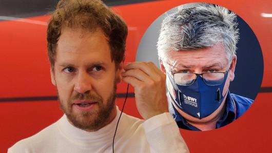 Im Team von Sebastian Vettel bahnt sich ein echter Hammer an.