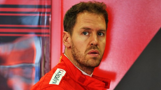Sebastian Vettel startet 2021 für Aston Martin.