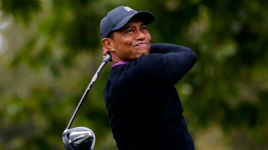 Tiger Woods hatte einen schweren Autounfall.