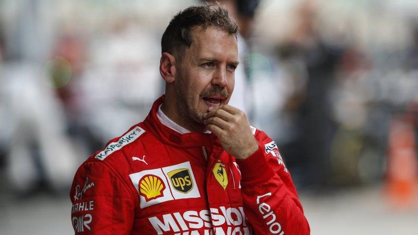 Formel 1: Sorgenfalten bei Sebastian Vettel? Ausgerechnet DAS droht nun zum Problem zu werden!