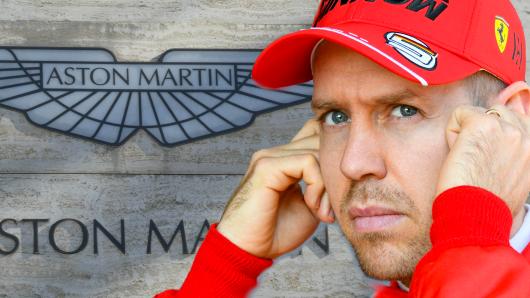 Formel 1-Team Aston Martin hat erste Details über das neue Auto von Sebastian Vettel enthüllt.
