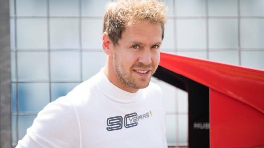 Sebastian Vettel hat bei Aston Martin einen Hype ausgelöst.