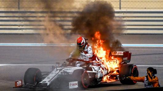 In der Formel 1 ist auch 2020 wieder viel Feuer drin!