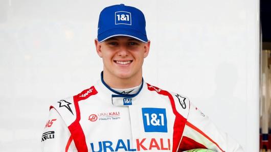 Mick Schumacher feiert sein Debüt in der Formel 1.
