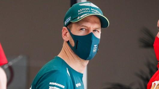 Das erste Formel 1-Wochenende bei Aston Martin für Sebastian Vettel war eine Katastrophe.