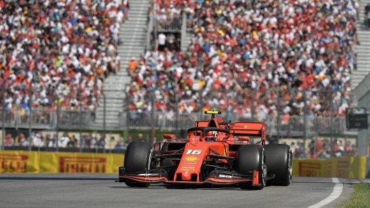 Die Formel 1 muss auf den Kanada-GP verzichten.