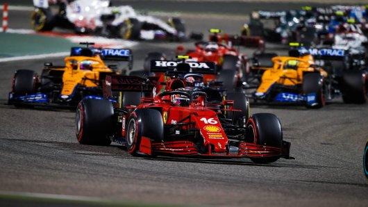 Die Formel 1 fährt ab 2022 in Miami.