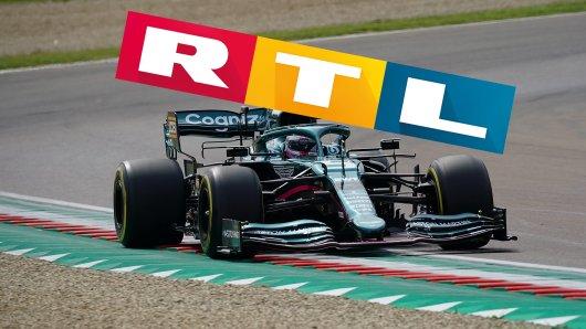 Die Imola GP der Formel 1 läuft live bei RTL!