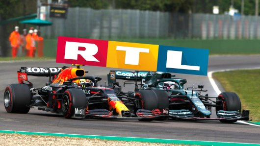 Formel 1 bei RTL: Der Sender hat einen Hammer verkündet!