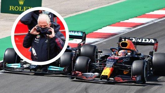 Aufregung in der Formel 1! RB-Teamboss Helmut Marko ist stinkwütend.