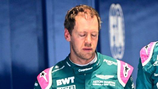 Sebastian Vettel hat sich den Saisonstart mit Aston Martin sicher anders vorgestellt.