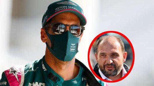 Sebastian Vettel nur Mittel zum Zweck?
