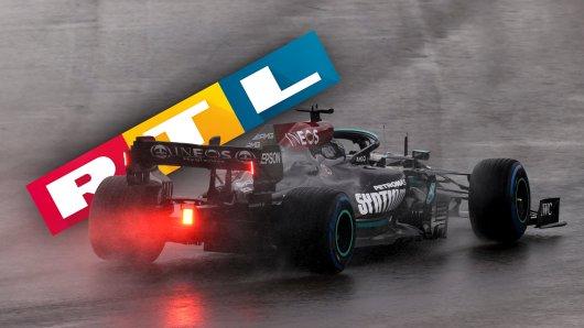 RTL hat in der Formel 1 mit einem Comeback für Staunen gesorgt.
