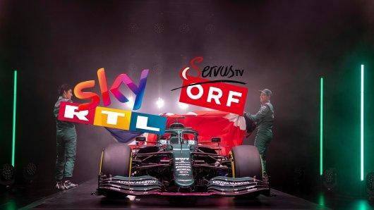 Formel 1 im TV und Livestream: Wo läuft was? Hier erfährst du es.