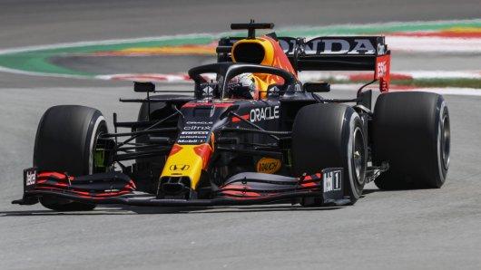 Formel 1: Verstappen erwischte einen guten Start, musste dann aber einen Rückschlag einstecken.