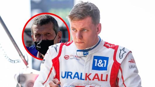 Mick Schumacher: Boss Steiner macht klare Ansagen vor dem Monaco-GP.