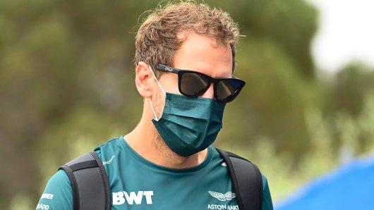 Sebastian Vettel verfolgt in Frankreich eine besondere Taktik.