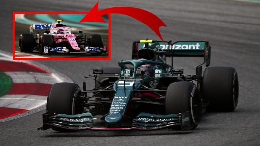 Formel 1: Aston Martin plant Farb-Veränderung