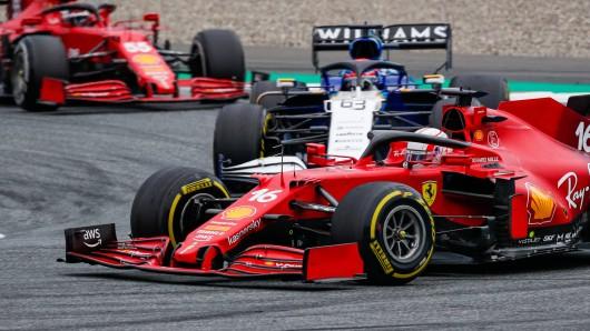 Die Formel 1 setzt in Zukunft auf Sprint-Qualifyings.