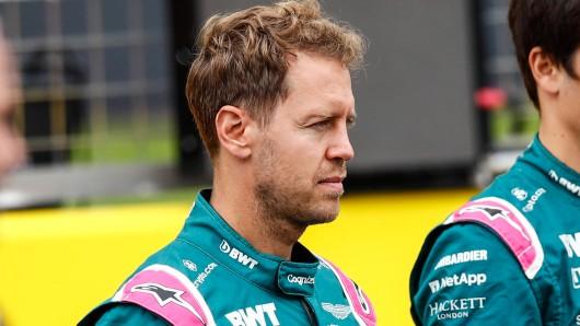 Davon hält Sebastian Vettel nichts.