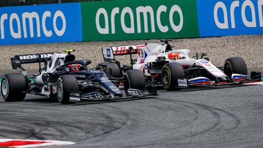 Formel 1: Die Nachricht von Haas dürfte noch für Krach sorgen.
