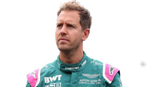 Sebastian Vettel hat mit Problemen zu kämpfen.