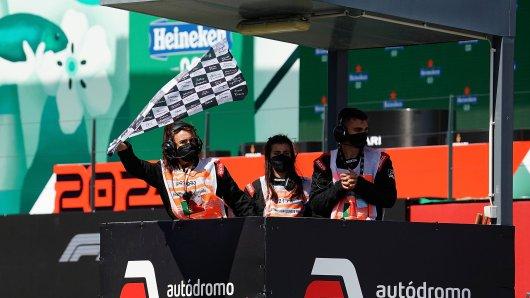 Formel 1: Welcher Rennfahrer hat die meisten Siege gefeiert? (Symbolbild)