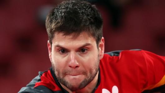 Olympia 2021: Ein Eklat lässt Tischtennis-Profi Dimitri Ovtcharov und den Verband schäumen.