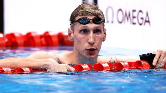 Olympia 2021: Wellbrock holt Bronze!